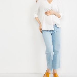 Paige Nellie Maternity Jean